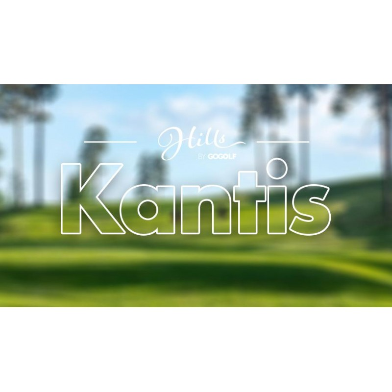 Hill Side Golf Club 2021 Kantis-jäsenyys