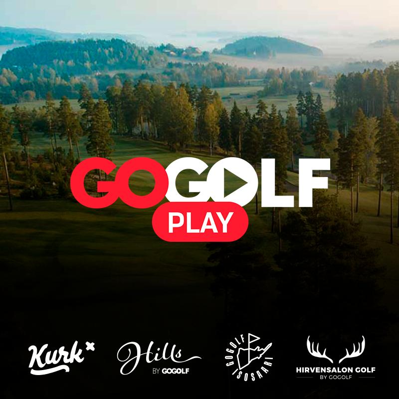 GoGolf Play pelioikeus