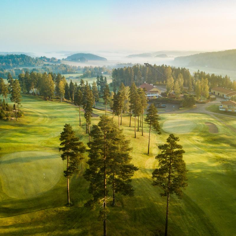 Hills by GoGolf / Kurk Golf - Koko lähtö