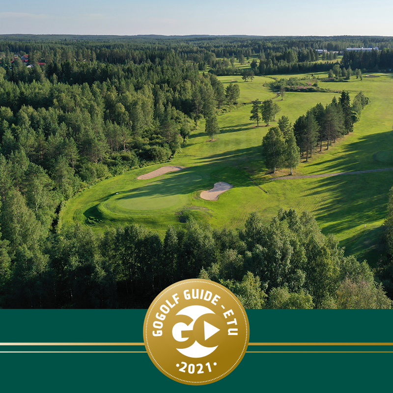 Paltamo Golf & Kajaanin Golf - 1 vrk:n golfloma kahdelle