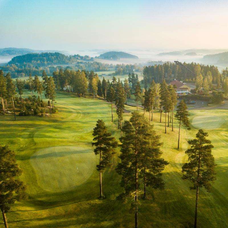 Hills by GoGolf / Kurk Golf: Juhannustarjous green fee